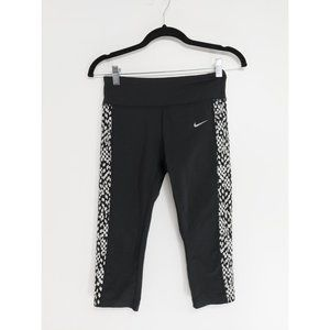 Nike Dri Fit Cropped Running Tights
